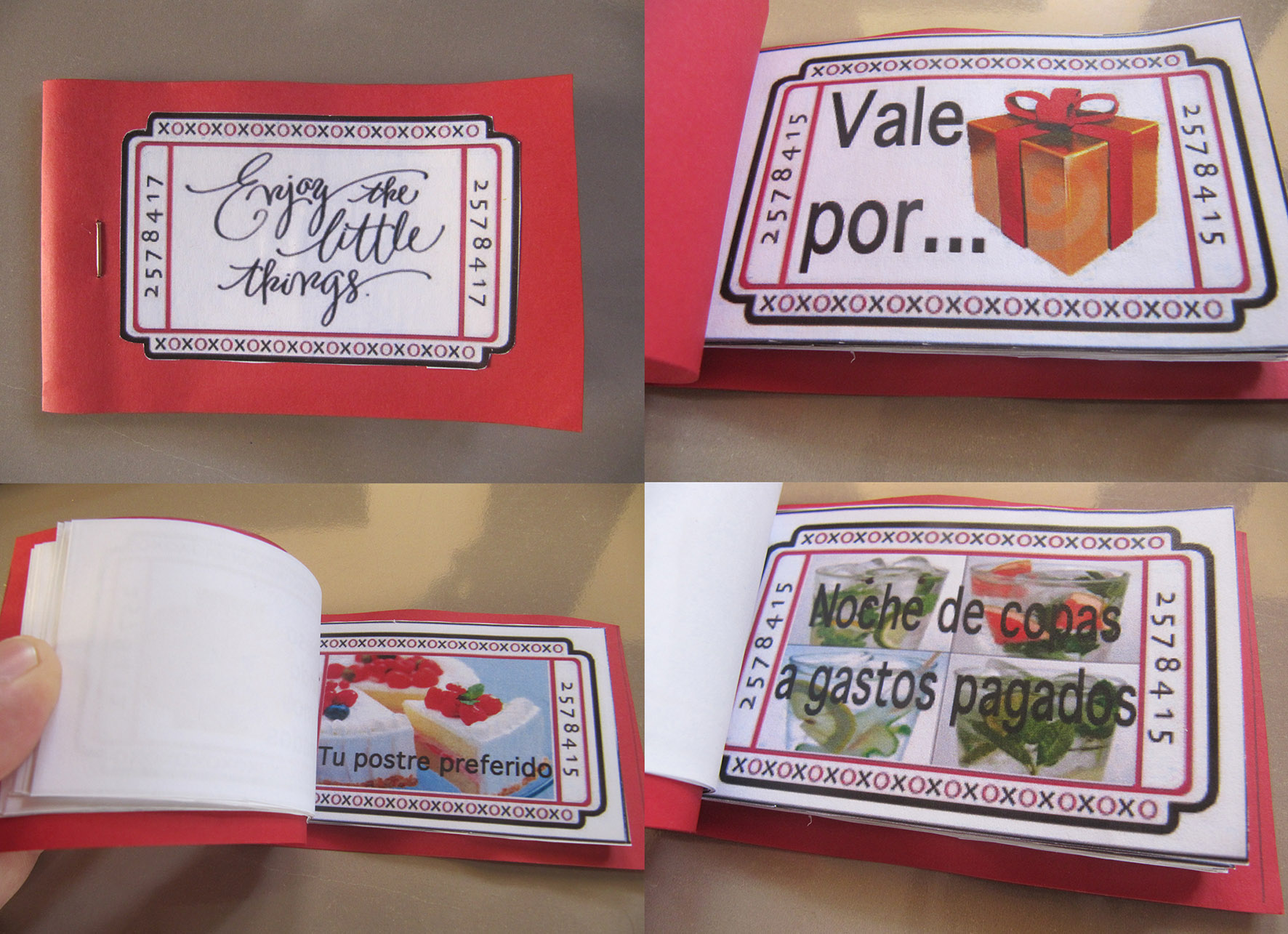 Ideas diy regalo de cumplea os original y muy barato - Regalo original hermana ...