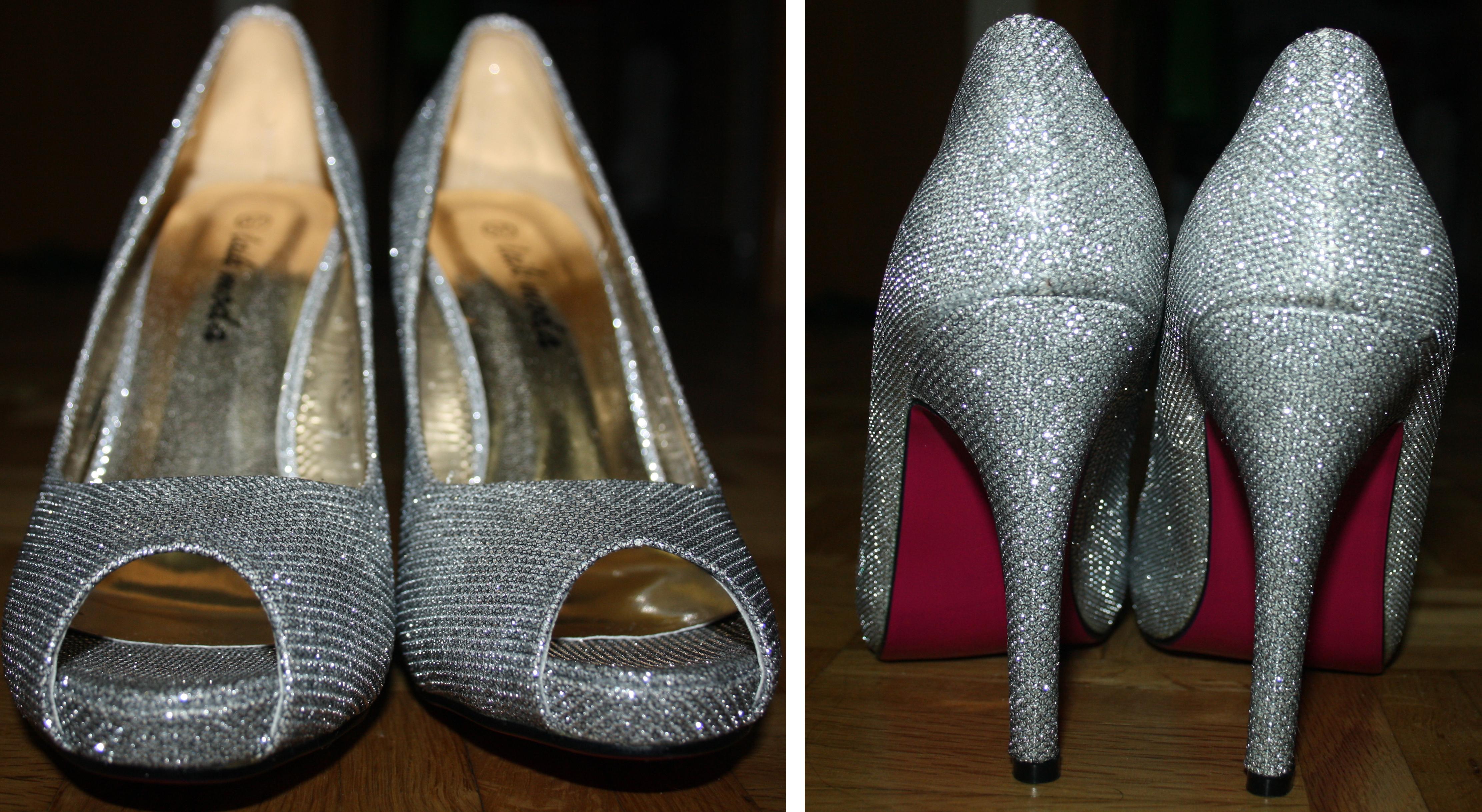 zapatos de imitacion louboutin