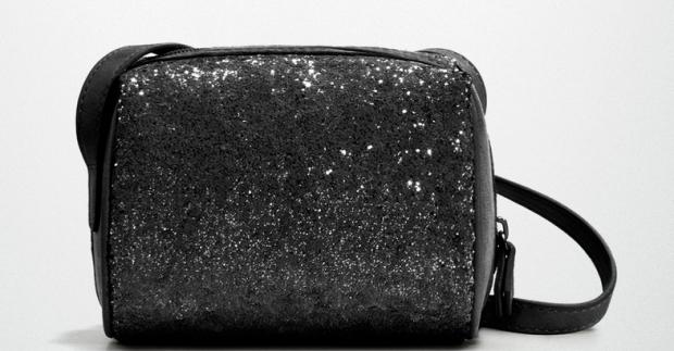 bolso zara niños glitter fiesta cena de navidad low cost barato complementos moda 2012 2013 lareinadellowcost