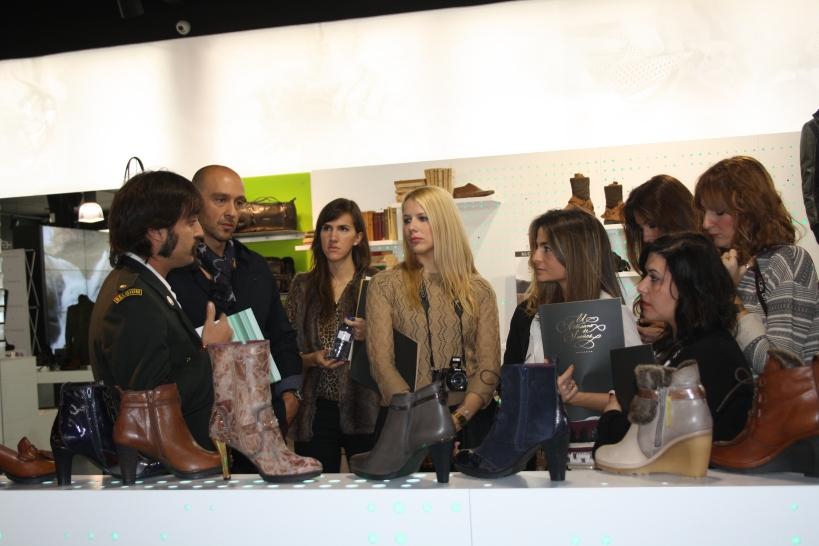Evento bloggers hispanitas momento charla emmanuel y pepe