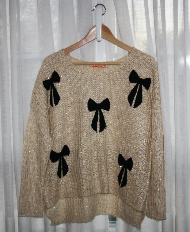 jersey lazos barato low cost sweater lareinadellowcost coge valencia