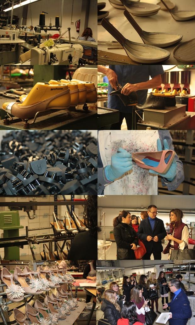 proceso fabricacion artesanal hispanitas evento bloggers