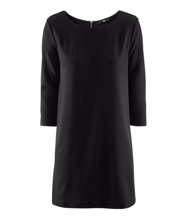 vestido negro basico hm barato low cost cena de navidad empresa little black dress lbd lareinadellowcost.com