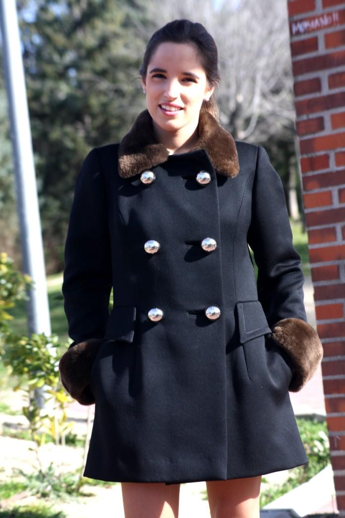 la reina del low cost blog de moda barato lareinadellowcost abrigo segunda mano tienda ropa segunda mano valencia tienda ropa vintage valencia abrigo barato abrigo con estilo abrigo 2013 invierno otoño