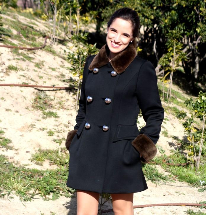 la reina del low cost blog de moda barato lareinadellowcost abrigo segunda mano tienda ropa segunda mano valencia tienda ropa vintage valencia abrigo barato abrigo con estilo abrigo 2013 invierno otoño 4