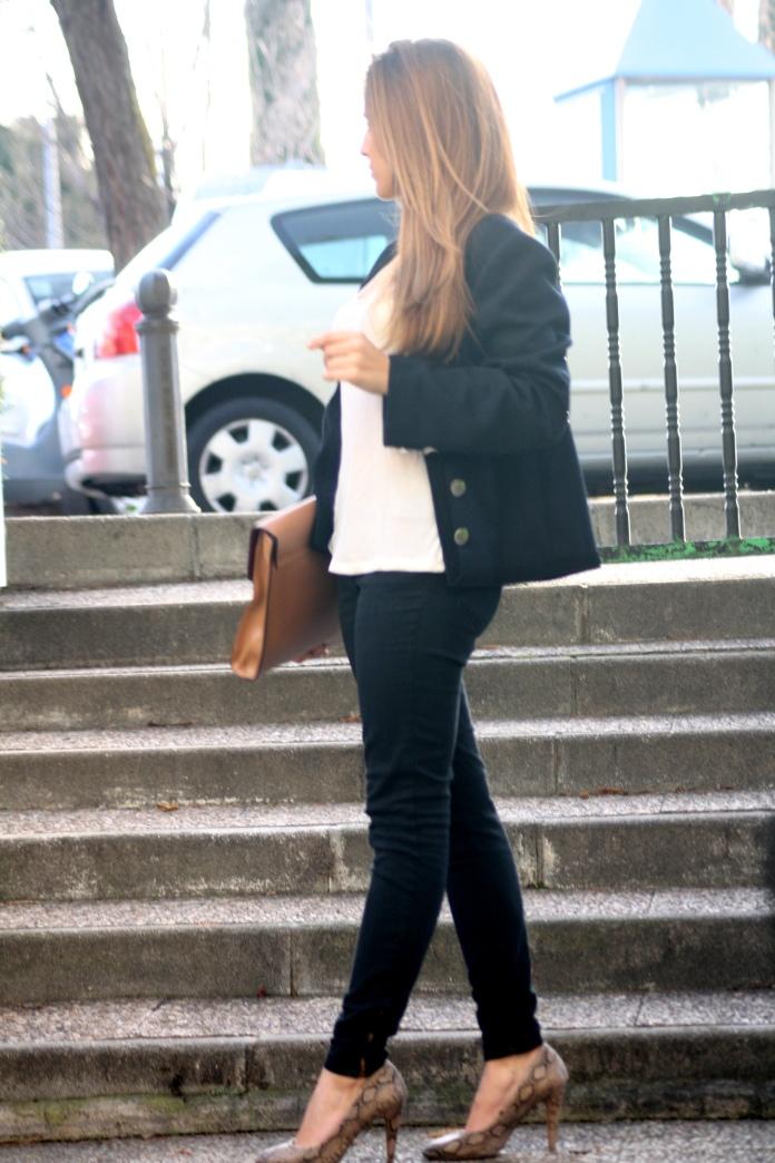 la reina del low cost blog moda barato tendencias 2013 working girl look para ir a trabajar look para ir a clase look para una entrevista de trabajo 3