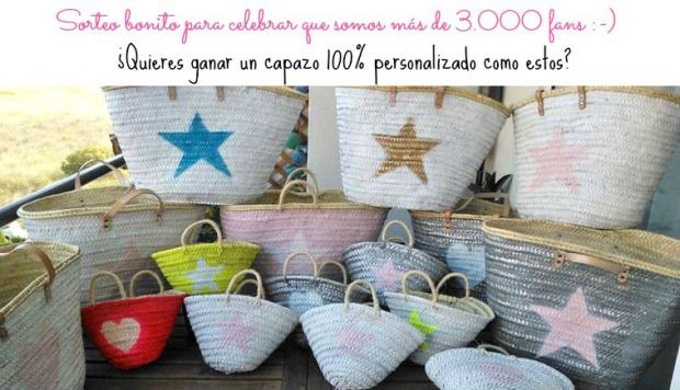 la reina del low cost sorteo capazo personalizado 3000 fans pasos para inscribirse mar de ardora blog de moda barato style outfit verano 2013 5