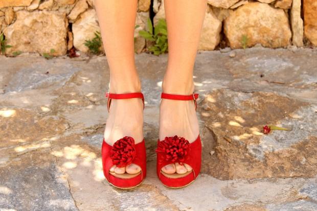 la reina del low cost blog de moda barata total look outfit verano shorts choies camiseta basica zara bolso brillos alicante esparteñas conbuenpie.com opiniones comprar zapatos online 5