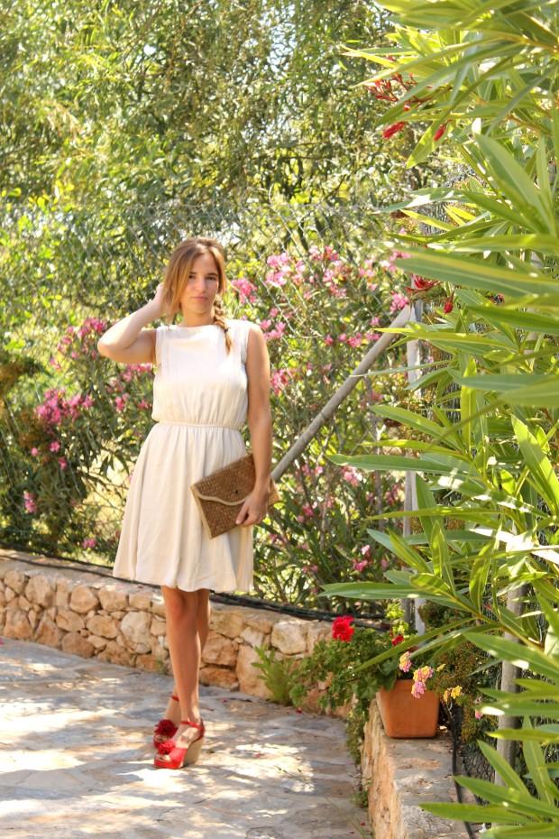 la reina del low cost blog de moda barato mercadillo ropa vintage madrid 7 8 p de junio susisweetdress ropa vintage online vestido topitos vestido lunares esparteñas conbuenpie.com opiniones 2