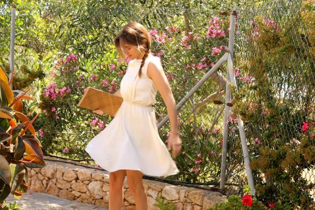 la reina del low cost blog de moda barato mercadillo ropa vintage madrid 7 8 p de junio susisweetdress ropa vintage online vestido topitos vestido lunares esparteñas conbuenpie.com opiniones 3