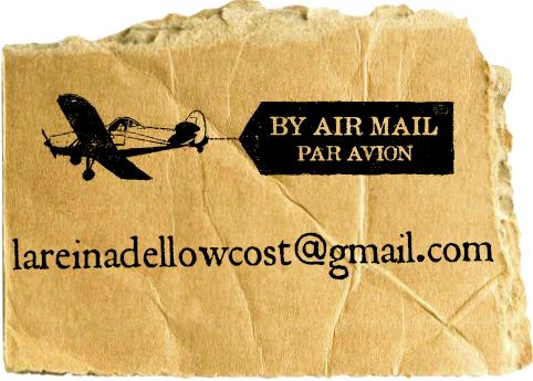 contacto la reina del low cost blogger lareinadellowcost