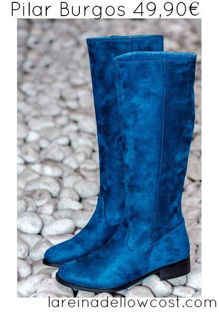 la reina del low cost blog de moda barata blog de moda low cost basicos otoño 2013 botas pilar burgos online pilar pascual del riquelme
