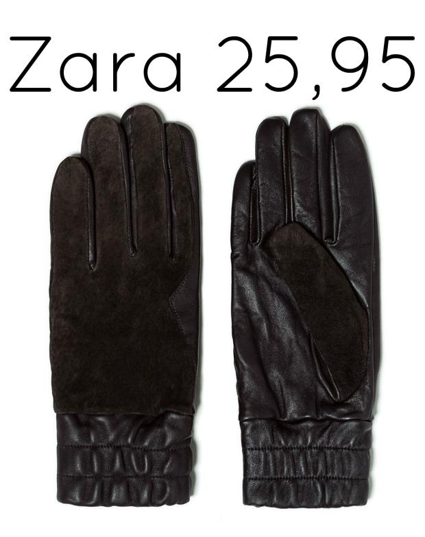 la reina del low cost blog de moda barata pilar pascual del riquelme basicos otoño 2013 chicos must have guantes piel chicos zara online