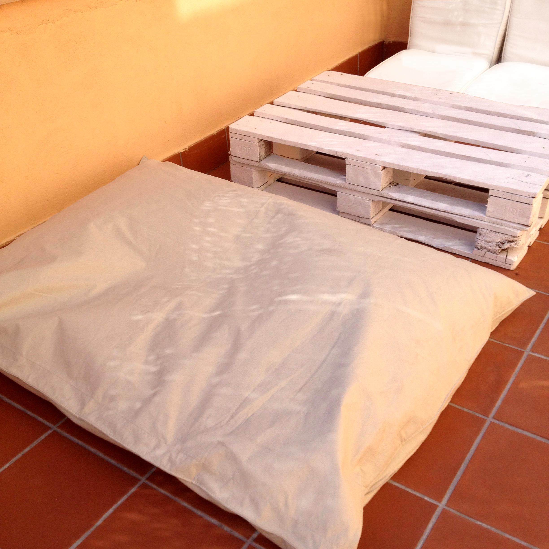 Puf cama la reina del low cost - Adsl para casa barato ...