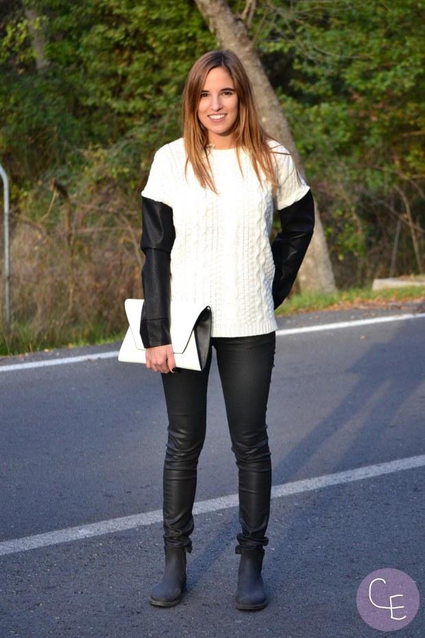 la reina del low cost blog de moda barata botines de montar decathlon pantalones encerados zara online jersey primark online mezcla de tejidos 2
