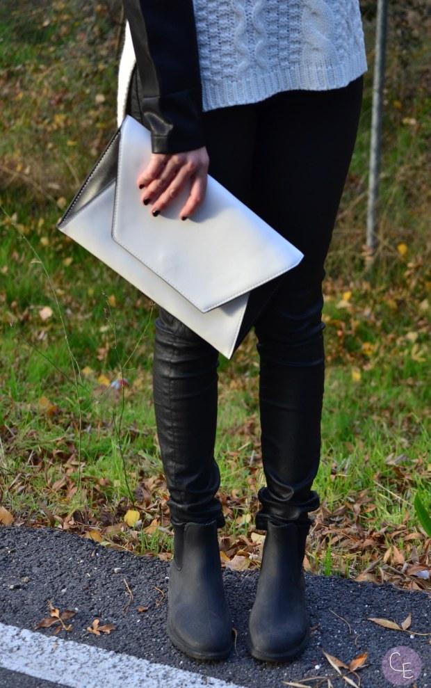 la reina del low cost blog de moda barata botines de montar decathlon pantalones encerados zara online jersey primark online mezcla de tejidos 3