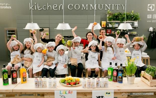 kitchen community centro comercial sexta avenida actividades para niños navidades compras reyes en madrid aparcamiento gratuito la reina del low cost blogger pilar pascual del riquelme