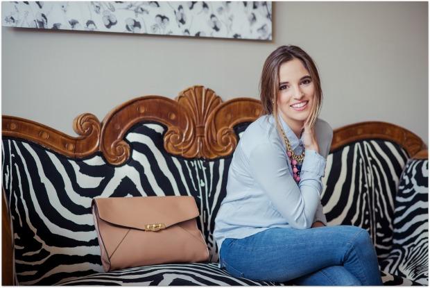 CANAL DECASA la reina del low cost blogueras de moda blog low cost blog de moda barata style outfit grabacion programa tv multicanal canal de cocina pilar pascual del riquelme  (2)