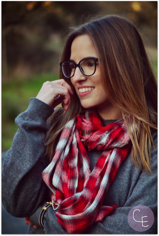 la reina del low cost blog de moda barata street style look para lluvia blogger madrid blogger alicante pilar pascual del riquelme  botoncitos.com tienda de ropa online paraguas transparentes (6)
