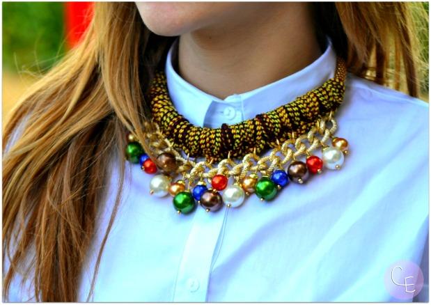 la reina del low cost blogger madrid blogger alicante blog de moda barata style outfit look para ir a la oficina garbocomplementos tienda online bisuteria complementos pull bear (5)