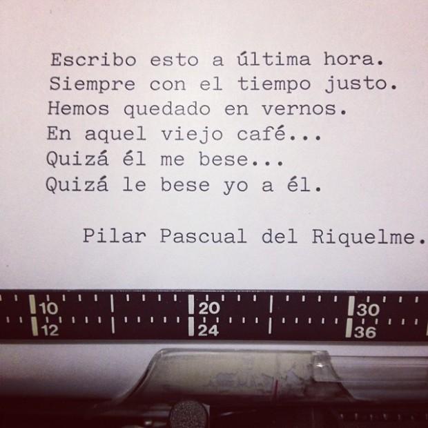 la reina del low cost poesía pilar pascual del riquelme amor desamor textos te quiero instagram frases de amor blogger madrid blogger alicante libro poesía para olvidar  (10)
