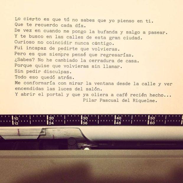 la reina del low cost poesía pilar pascual del riquelme amor desamor textos te quiero instagram frases de amor blogger madrid blogger alicante libro poesía para olvidar  (12)