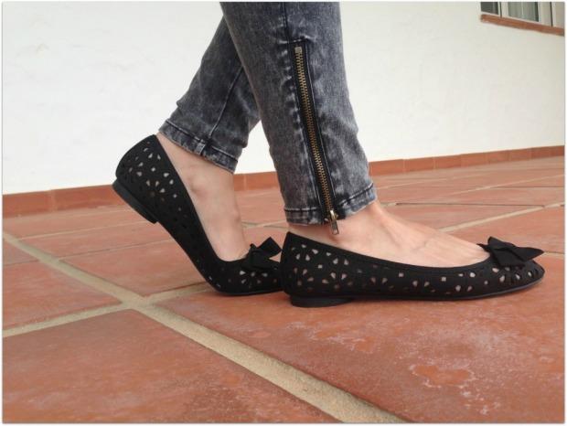 la reina del low cost pilar pascual del riquelme blogger madrid blogger alicante mulaya tienda online ropa barata style outfit crop top con volantes escote en la es