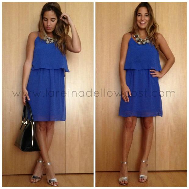 la reina del low cost blogger de moda barata blogger madrid blogger alicante vestido azul klein style outfit look para ir a la oficina pilar pascual del riquelme tiendas bygift torrelodones (3)