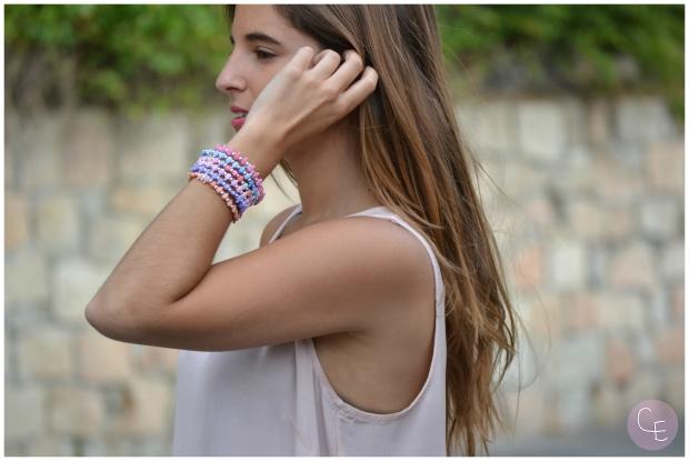 la reina del low cost pilar pascual del riquelme vestido viscosa monadeseda tienda online ropa barata vestido rosa verano 2014 pulseras turtlez españa donde comprar  (3)