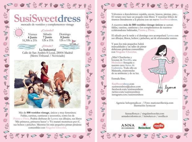 susi sweet dress vestidos vintage mercado madrid la reina del low cost
