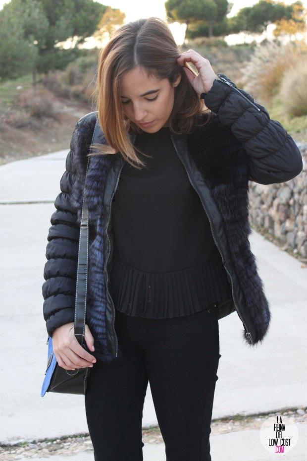La Reina del Low Cost blog de moda barata pilar pascual del riquelme bolso azul barato chollomoda tienda de ropa barata online complementos abrigo desigual lourdes moreno salones negros mulaya pant (2)