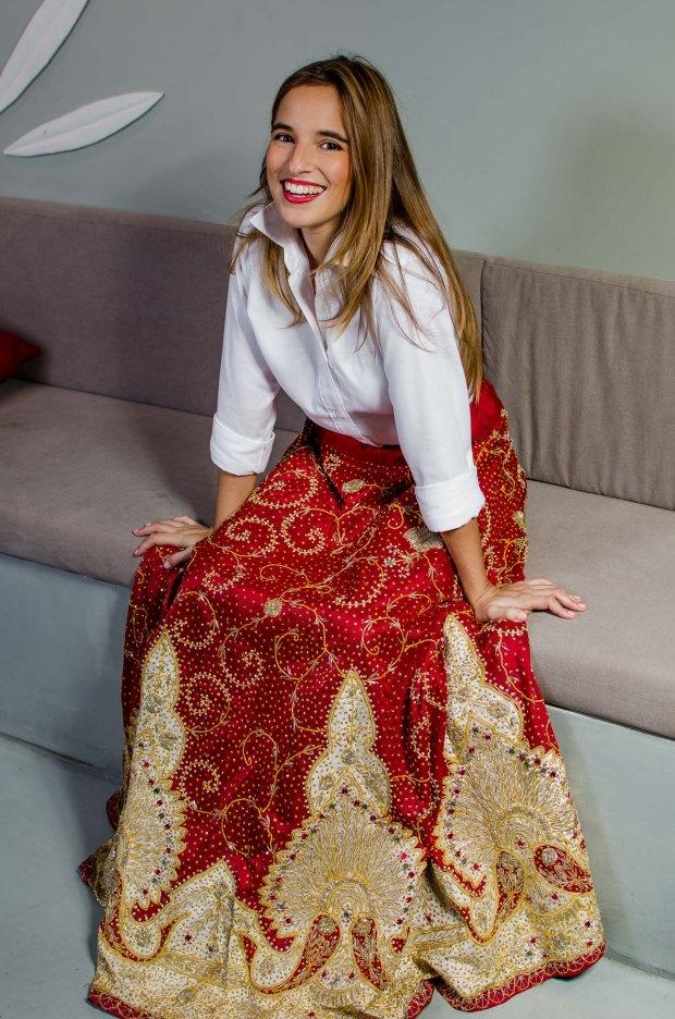 la reina del low cost falda larga etnica india tiendas by gift torrelodones el escorial look navidad 2014 fiestas 2015 ropa exclusiva pilar pascual del riquelme comprar ropa barata online (2)