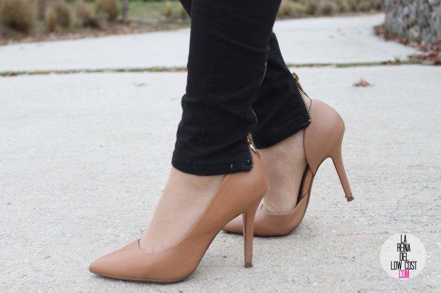 La Reina del low cost pilar pascual del riquelme chollomoda tienda de ropa online barata chaqueta blazer negra comoda como ir al trabajo sport llevar tacones al trabajo pantalones (6)