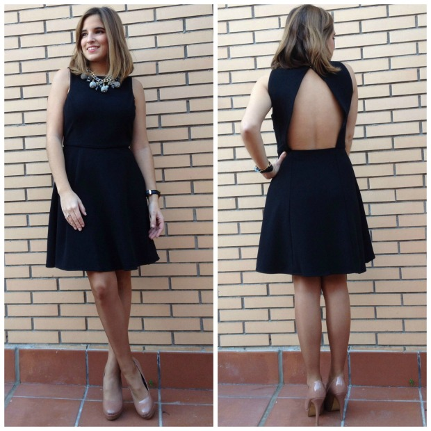 vestido nochevieja 2014 2015 barato chollomoda la reina del low cost blog de moda barata blogger española spanish blogger vestido espalda al aire vestido escote espalda V pilar pascual del  (4)