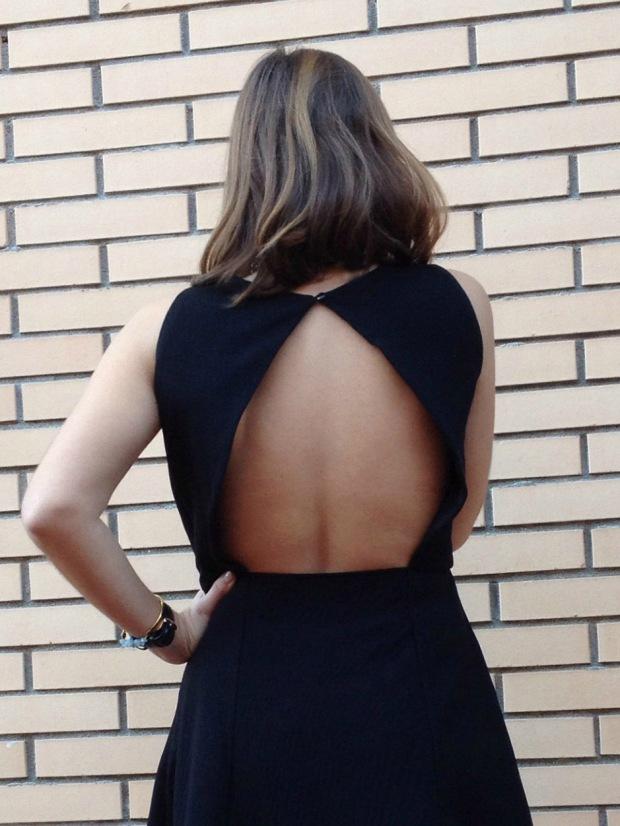 vestido nochevieja 2014 2015 barato chollomoda la reina del low cost blog de moda barata blogger española spanish blogger vestido espalda al aire vestido escote espalda V pilar pascual del