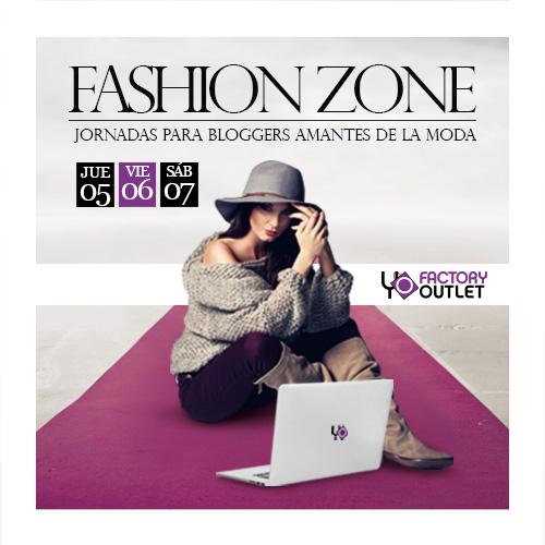 Fashion Zone charlas moda malaga bloggers la reina del low cost