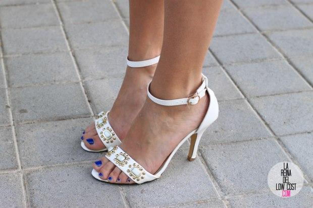 la reina del low cost falda pantalon azul skort 2015 verano gafas espejo madera 705 sunglasses camiseta mulaya sandalias blancas tienda de ropa online barata dulcevestir  (4)