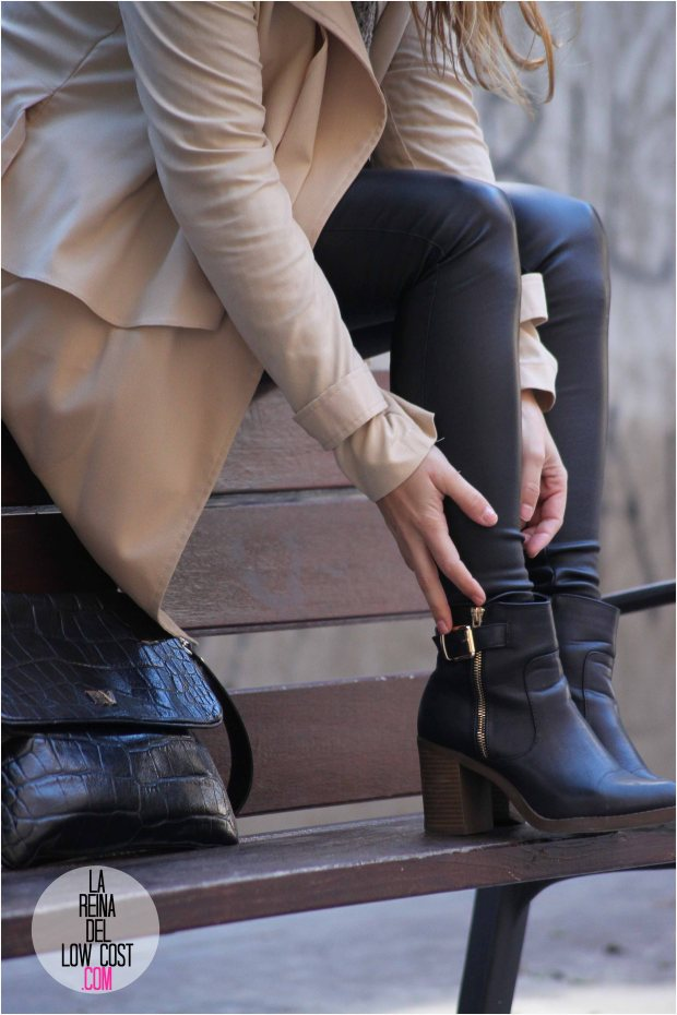 la reina del low cost blog de moda real barata tienda online dessfile opiniones pantalones encerados push up negros bolsos roberto verino trench invierno primavera 2016 lourdes moreno botines primark jersey gris blogger alicante madrid mexico pilar pascual del riquelme